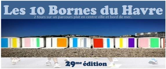La Résidence JM Barbier participe aux 10 Km du Havre